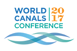 World Canal Conference 2017 logo